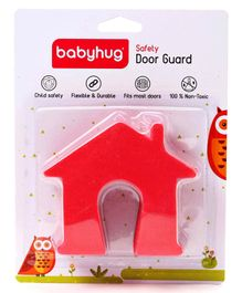 Babyhug Door Stopper - Blue & Red