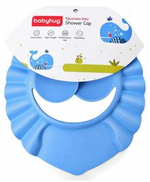 Babyhug Baby Shower Cap - Blue
