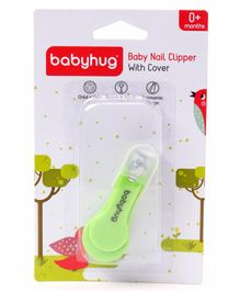 Babyhug Nail Clipper - Green