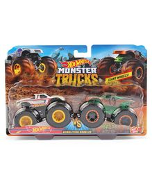 Hot Wheels MT Demolitions Double Monster Truck - (Color & Design May Vary)