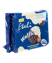 Etali Vanilla  Waffle With Milk Cream - 180 gm