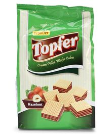 Topfer Hazelnut Cream Wafer Cubes - 180 gm