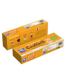 Bebe Burp Organic Baby Food Ragi Cookies - 100 gm