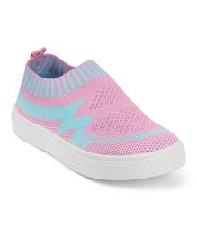 ee7b7a30065 Kittens Shoes Dual Shaded Casual Shoes - Pink