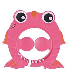 Kassy Pop Fish Shape Shower Hat - Pink
