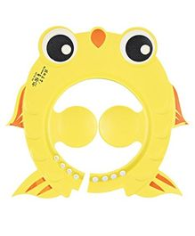 Kassy Pop Fish Shape Shower Hat - Yellow