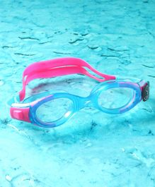 Speedo Swimming Goggles - Blue Pink