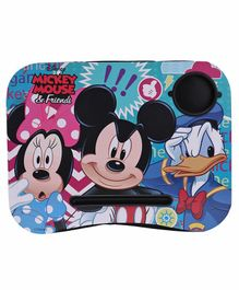 Disney Mickey Mouse and Friends Portable Lapdesk - Blue