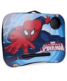 Marvel Spider Man Portable Lapdesk - Blue Red