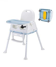 Syga 3 in 1 High Chair - Blue