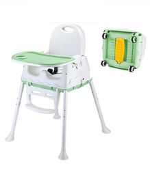 Syga 3 in 1 High Chair - Green