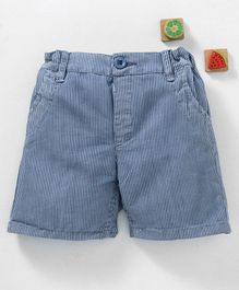 Olio Kids Stripe Shorts - Blue