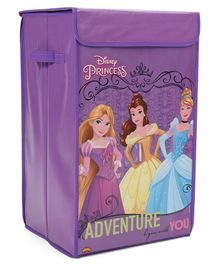 Disney Princess Folding Toy Storage Box - Purple