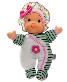 Baby's First Lullabye Doll White - Height 33 cm
