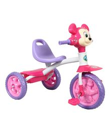 HLX-NMC Mickey Mouse Shape Tricycle - Purple
