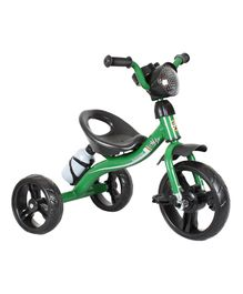 Ez' Playmates Tricycle With Water Bottle - Green