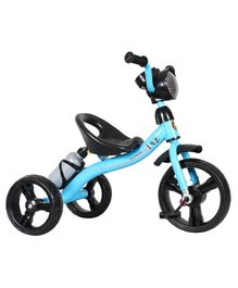 Ez' Playmates Tricycle With Water Bottle - Light Blue
