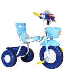 EZ' Playmates Space Racer Tricycle With Music & Lights - Blue