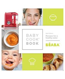 Beaba Baby Cook Book - English