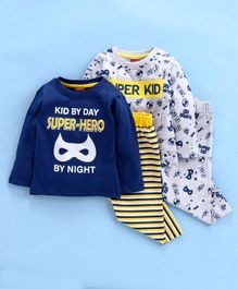 Clothing Sets 2017 Batman Superman Kids Clothes Baby Boys&girls Long Sleeve Cotton Pajamas Pjs Childrens Sleepwear Pyjamas Pijamas Sets Orders Are Welcome.