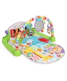Fisher Price Musical Activity Play Gym Floor Mat - Multi Colour