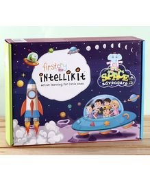 FirstCry Intellikit Space Adventure Kit (3 - 4 Y)