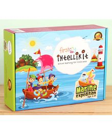 FirstCry Intellikit Marine Expedition Kit (3 - 4 Y)