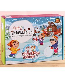 FirstCry Intellikit Christmas Holidays Kit (3 - 4 Y)