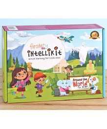 FirstCry Intellikit Around the World Kit (3 - 4 Y)