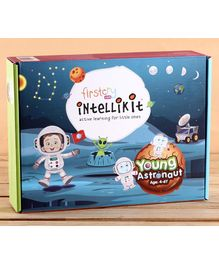 FirstCry Intellikit Young Astronaut Kit (4 - 6 Y)