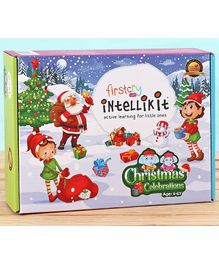 FirstCry Intellikit Christmas Celebrations Kit (4 - 6 Y)
