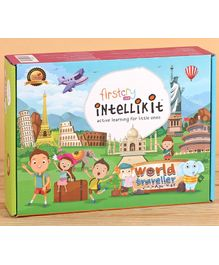 FirstCry Intellikit World Traveller Kit (4 - 6 Y)