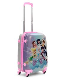 Disney Princess Trolley Bag - Blue Purple