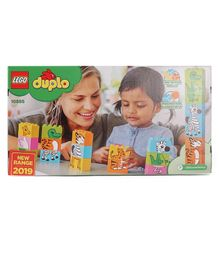 Lego Duplo My First Fun Puzzle Multicolour - 15 Pieces - 10885
