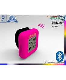 Ring Pulse Oximeter (Color May Vary)