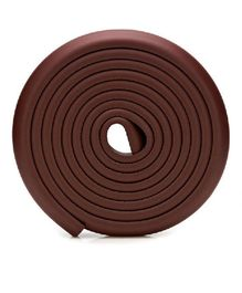 Syga L Shape 5 Meter  Safety Strip Furniture Edge Guard - Brown