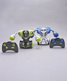 SIlverlit Robo Kombat With Remote Control Multicolour - Pack of 2