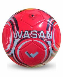 Wasan Kiddy Football Size 3 - Red