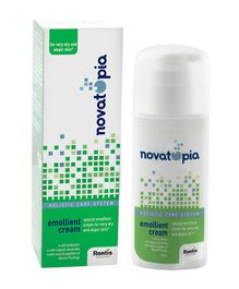 Novatopia Emollient Moisturizing Cream - 150 ml