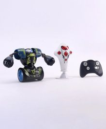 SilverLit 0 Robot Kombat Training Pack With Remote Control - Multicolor