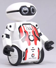 SilverLit Maze Breaker Robot Toy With Sound Effect And Music - Red