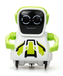SilverLit Pokibot With Sound Effect And Music- Green