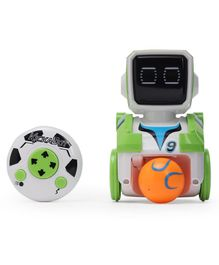 SilverLit Kickabot With Remote Control - Green