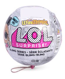 LOL Surprise Dolls Bling Series PDQ - 7 Pieces