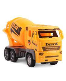 Hrijoy Mixer Truck Toy - Yellow