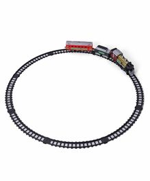 Western Express Motorised Train Set - 11 Pieces