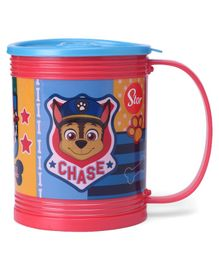 Paw Patrol Daily Use Can Mug With Lid Red - 430 ml