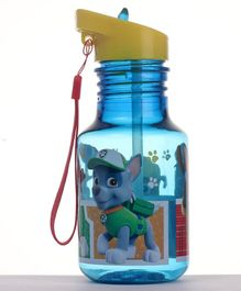 Paw Patrol Light Bulb Tritan Bottle Blue - 370 ml