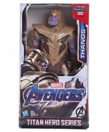 Marvel Avenger Thanos Action Figure Brown - 28.5 cm