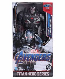 Marvel Avengers War Machine Action Figure Black - Height 28.5 cm